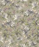 Portobello Wallpaper Passion Flower 289816 By Rasch Textil For Brian Yates